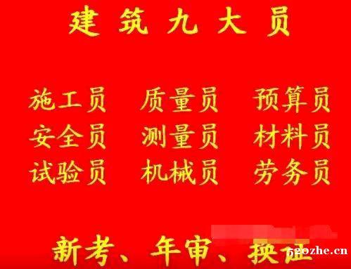 重庆市解放碑劳务员年审报考中心地址-重庆安全员报考条件是什么